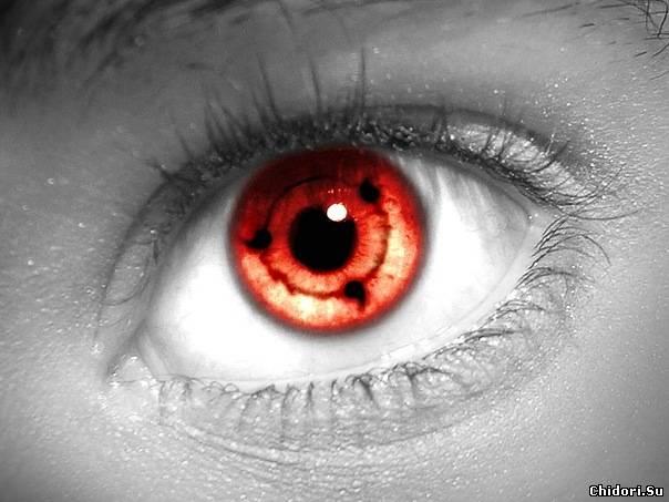 Как сделать себе чёрные глаза в жизни 23